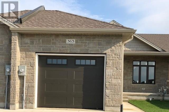 Townhouse for sale at 363 Northport Dr Port Elgin Ontario - MLS: 245169