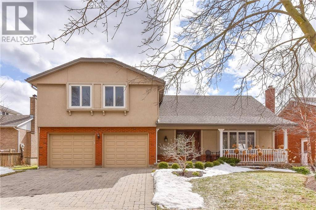House for sale at 363 Pommel Gate Cres Waterloo Ontario - MLS: 30799059