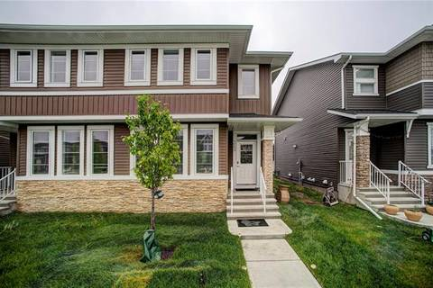 Townhouse for sale at 363 Redstone Dr Northeast Calgary Alberta - MLS: C4262806