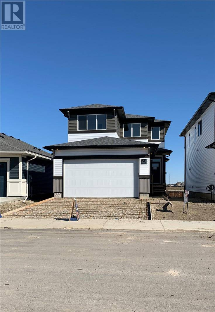 House for sale at 363 Skeena Cres W Lethbridge Alberta - MLS: ld0191124