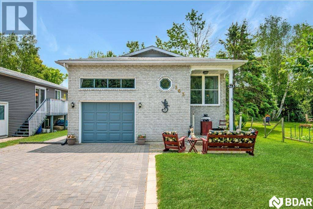 House for sale at 363 Wardell St Port Mcnicoll Ontario - MLS: 30764430