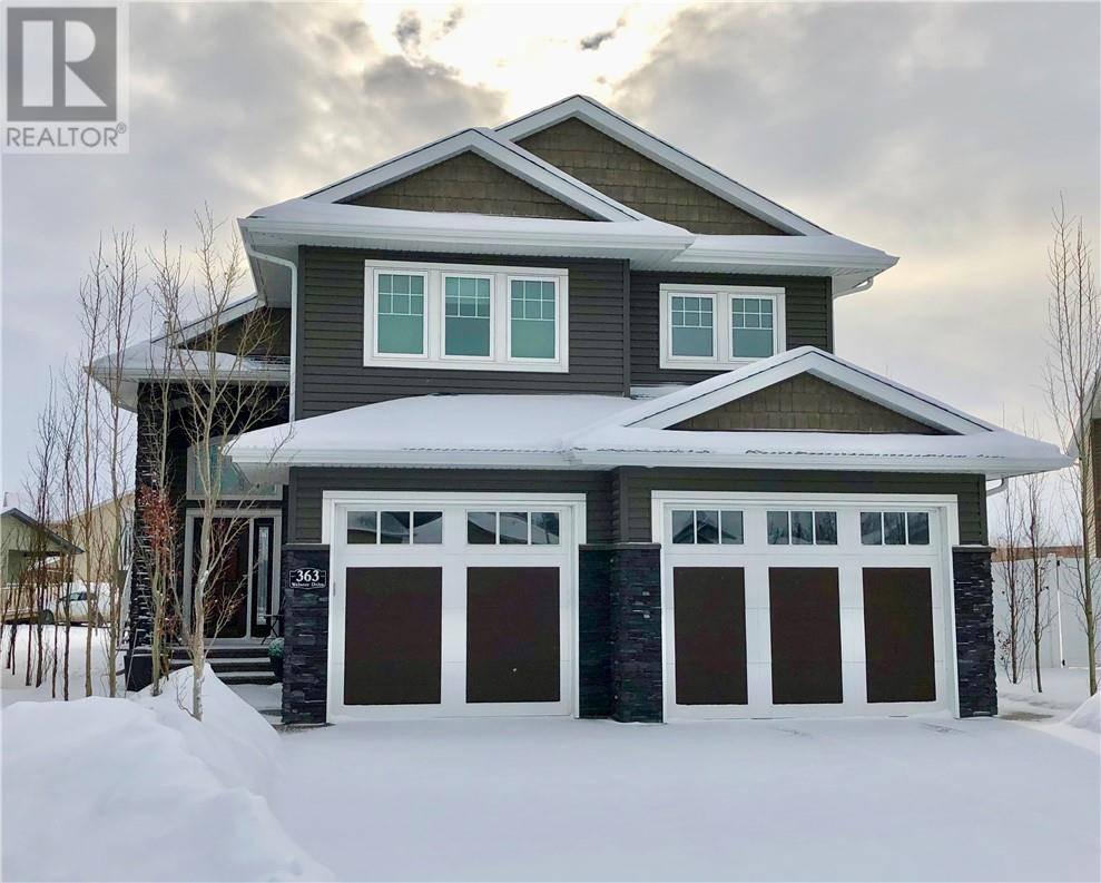 House for sale at 363 Webster Dr Red Deer Alberta - MLS: ca0185580