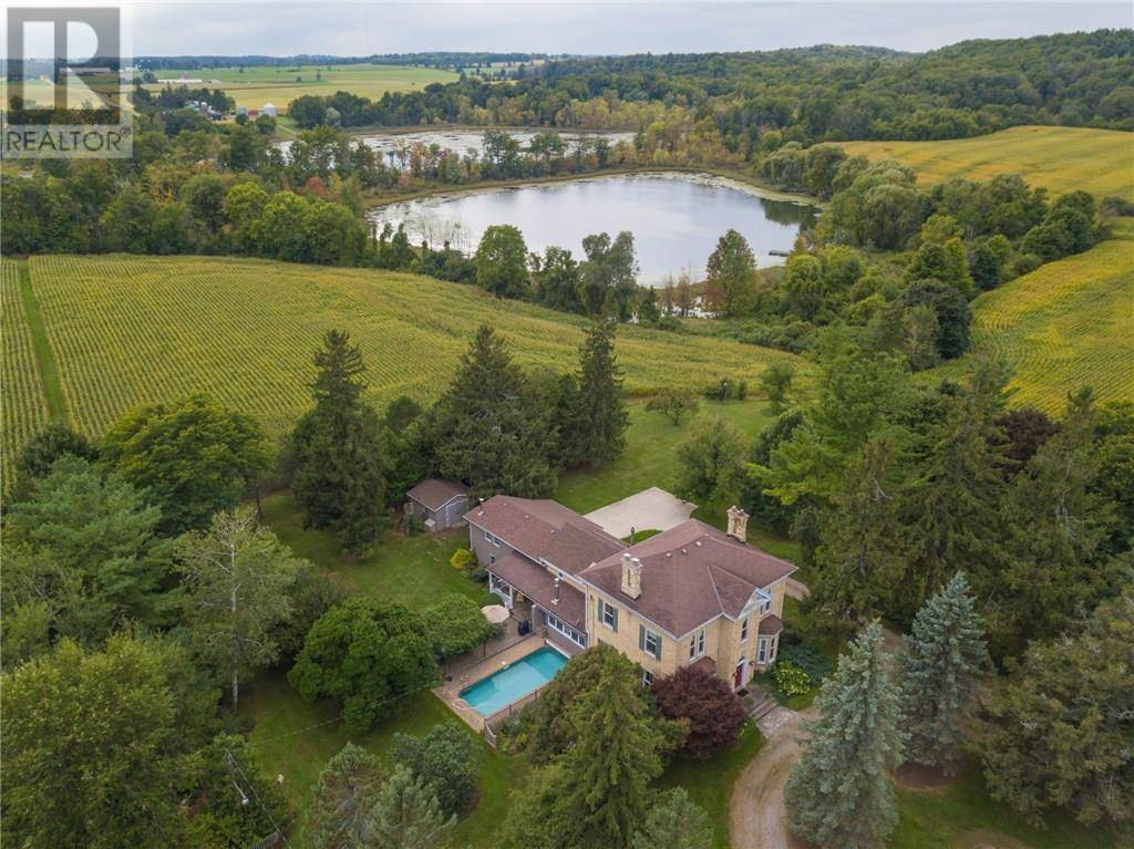 House for sale at 363 West River Rd South Ayr Ontario - MLS: 30762479