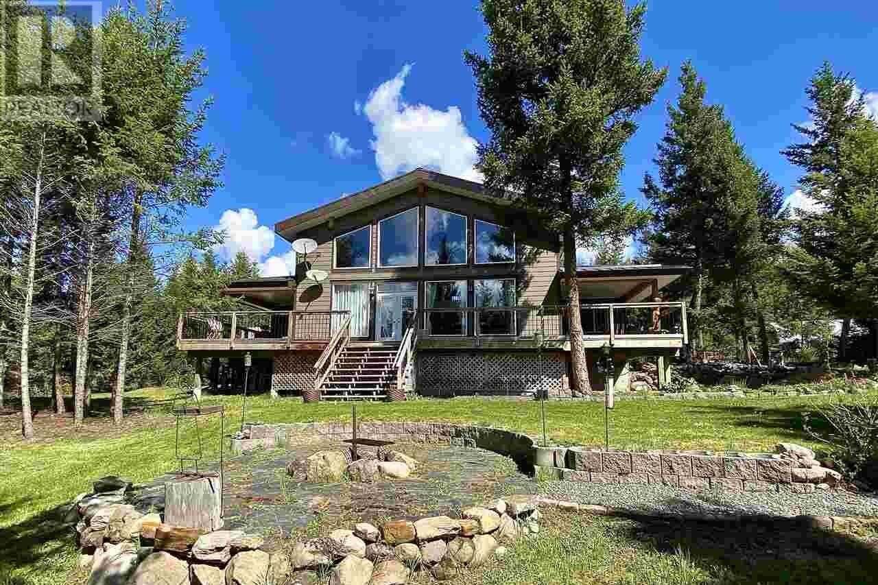 House for sale at 3630 Park Pl Lac La Hache British Columbia - MLS: R2457072
