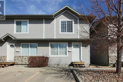 Townhouse for sale at 3632 7th Ave E Regina Saskatchewan - MLS: SK803990