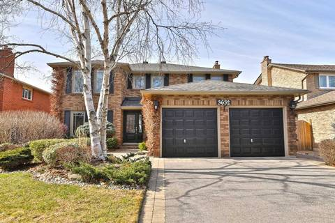 House for sale at 3632 Belvedere Cres Mississauga Ontario - MLS: W4731233