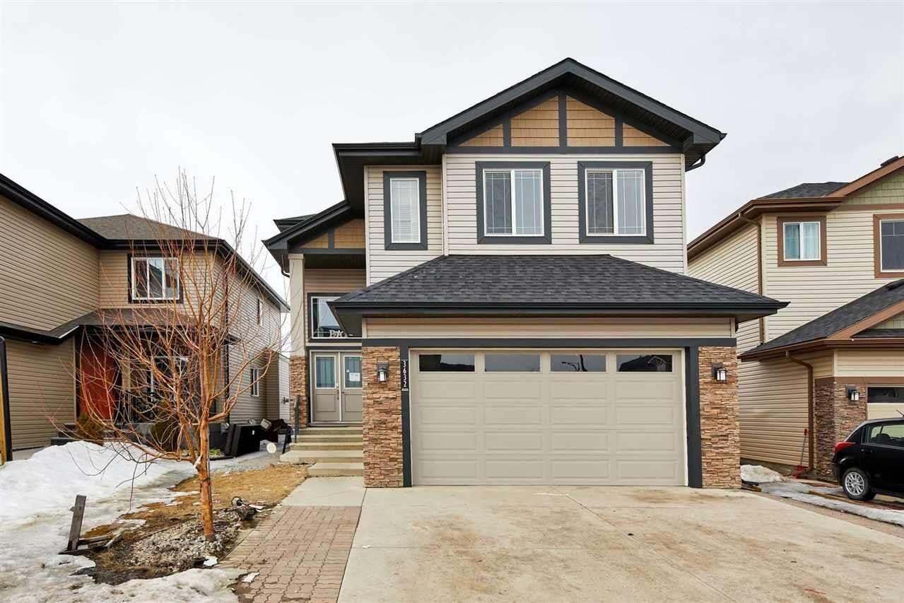 House for sale at 3632 Claxton Pl SW Edmonton Alberta - MLS: E4194049
