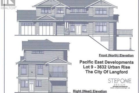 House for sale at 3632 Urban Ri Victoria British Columbia - MLS: 412564