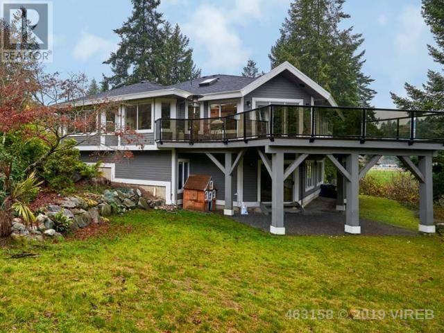 House for sale at 3635 Elginwood Pl Nanoose Bay British Columbia - MLS: 463158