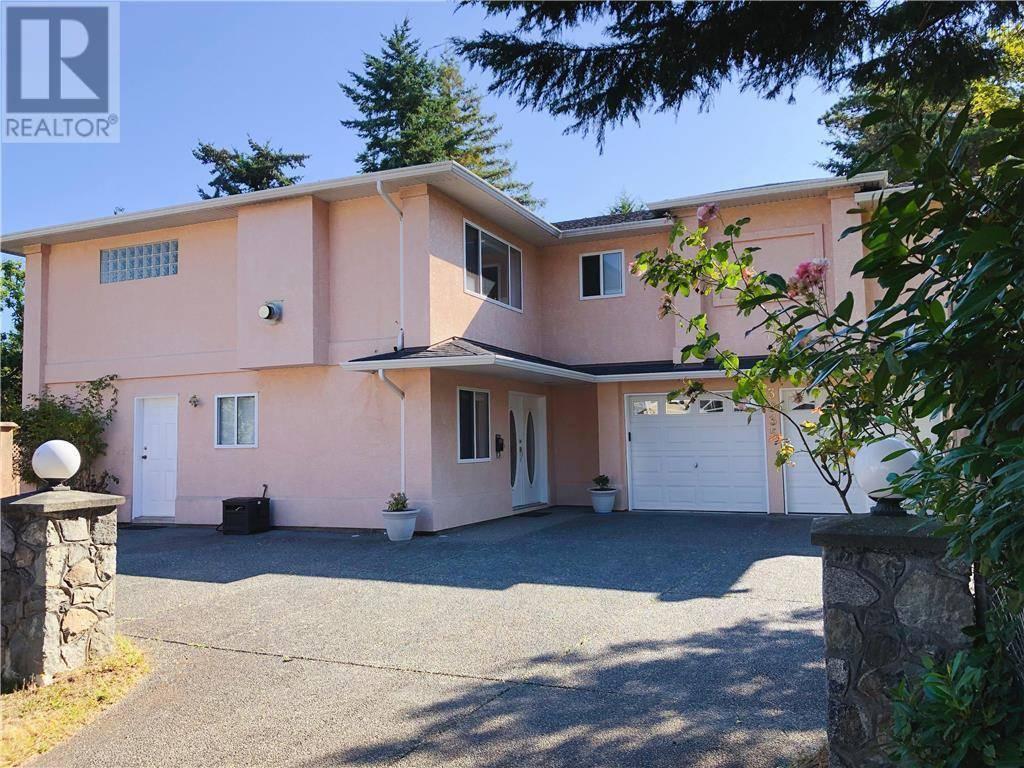 House for sale at 3635 Quadra St Victoria British Columbia - MLS: 414502