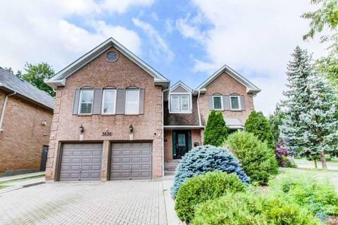House for sale at 3636 Stratton Woods Gt Mississauga Ontario - MLS: W4627713