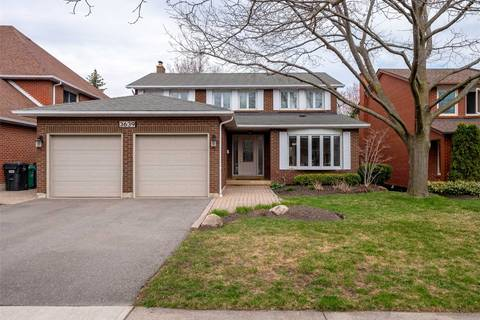 House for sale at 3639 Belvedere Cres Mississauga Ontario - MLS: W4740222