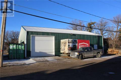 Commercial property for sale at 364 1st St W Shaunavon Saskatchewan - MLS: SK777931