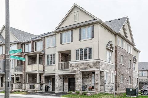 Townhouse for sale at 364 Belcourt Common  Oakville Ontario - MLS: W4492010