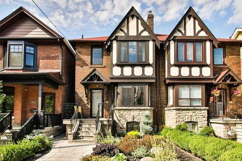 Townhouse for sale at 364 Delaware Ave Toronto Ontario - MLS: W4570211