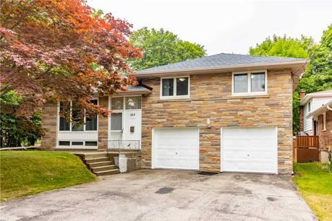 House for sale at 364 Manse Rd Toronto Ontario - MLS: E4519101