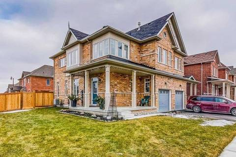 Townhouse for rent at 364 Robert Parkinson Dr Brampton Ontario - MLS: W4386161