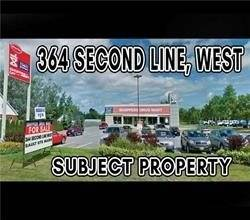 Commercial property for sale at 364 Second Line Sault Ste Marie Ontario - MLS: X4318181