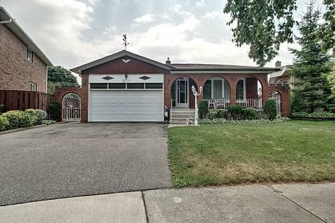 House for sale at 364 Targa Rd Mississauga Ontario - MLS: W4729879