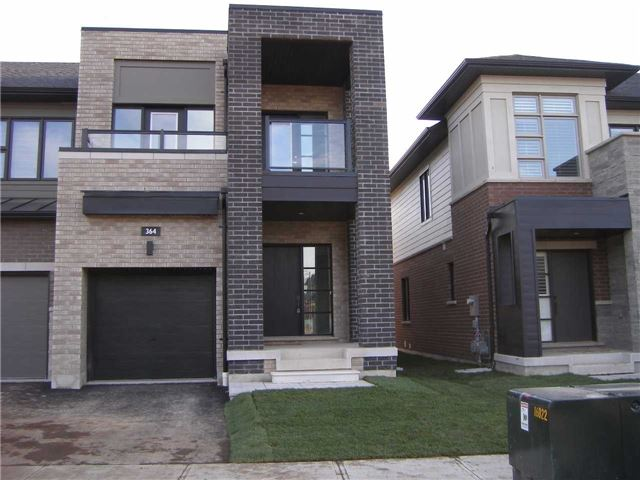 For Sale: 364 Wheat Boom Drive, Oakville, ON | 3 Bed, 3 Bath Townhouse for $838,000. See 20 photos!