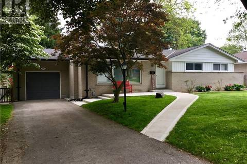 House for sale at 364 Willard Cres London Ontario - MLS: 205734