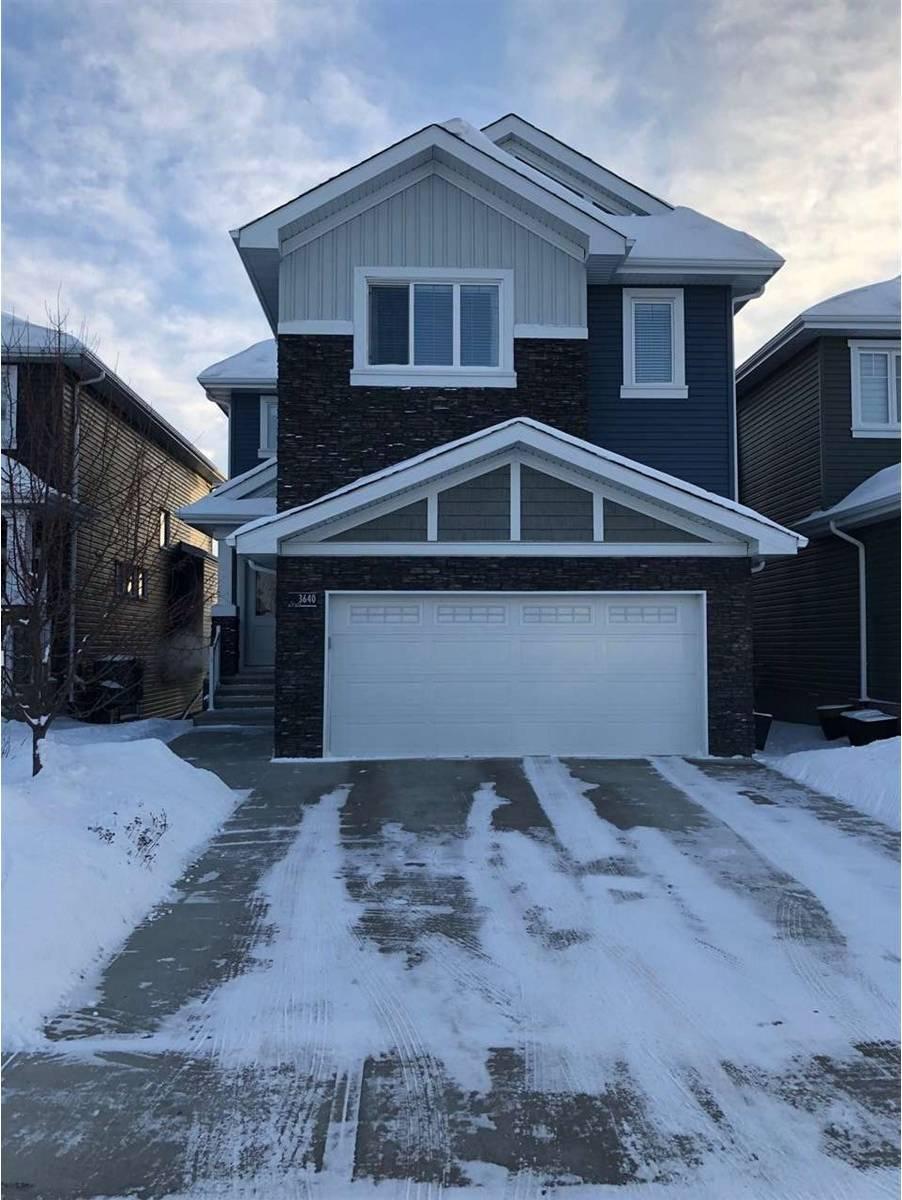 House for sale at 3640 Hummingbird Wy Nw Edmonton Alberta - MLS: E4184476
