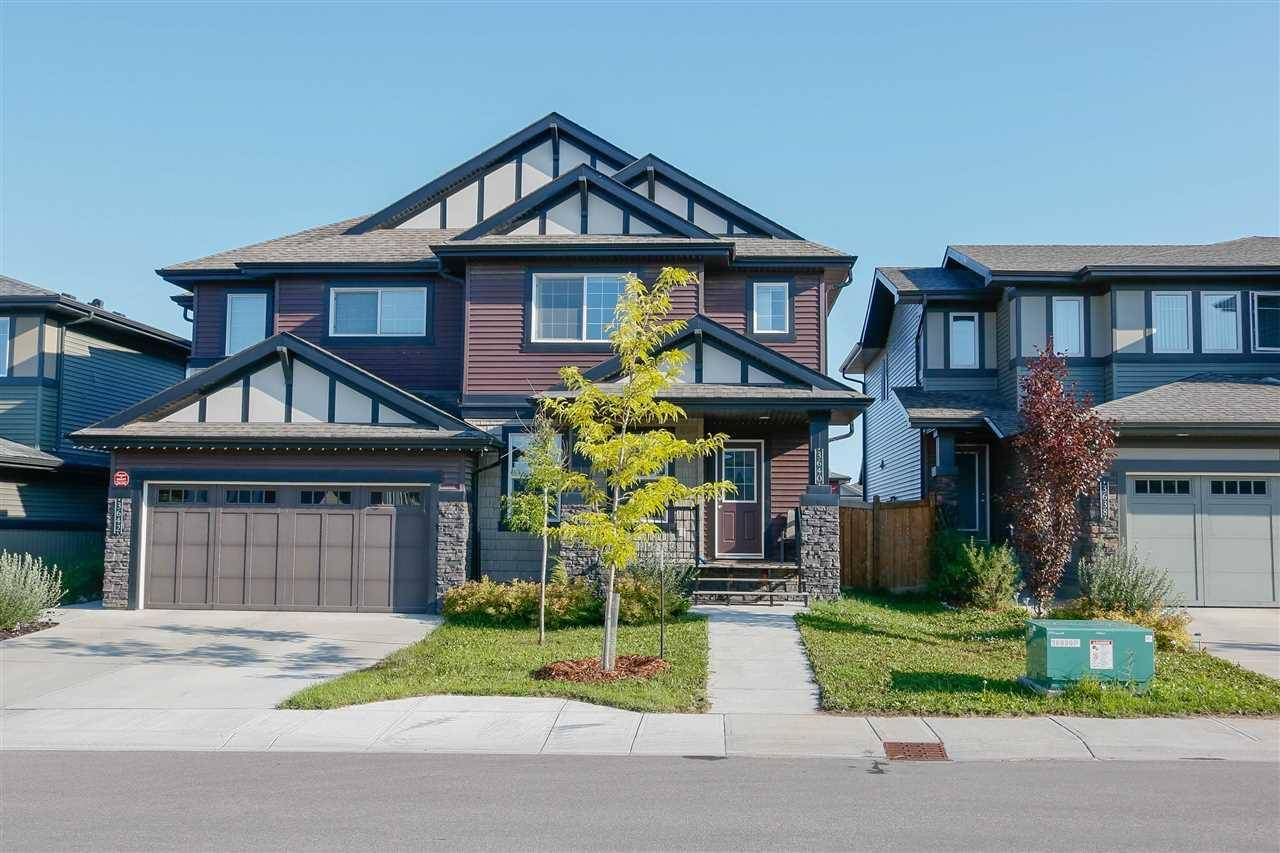 Townhouse for sale at 3640 Weidle Bn  Sw Edmonton Alberta - MLS: E4167865