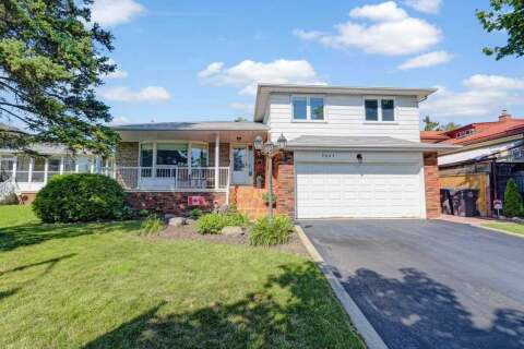 House for sale at 3647 Broomhill Cres Mississauga Ontario - MLS: W4862789