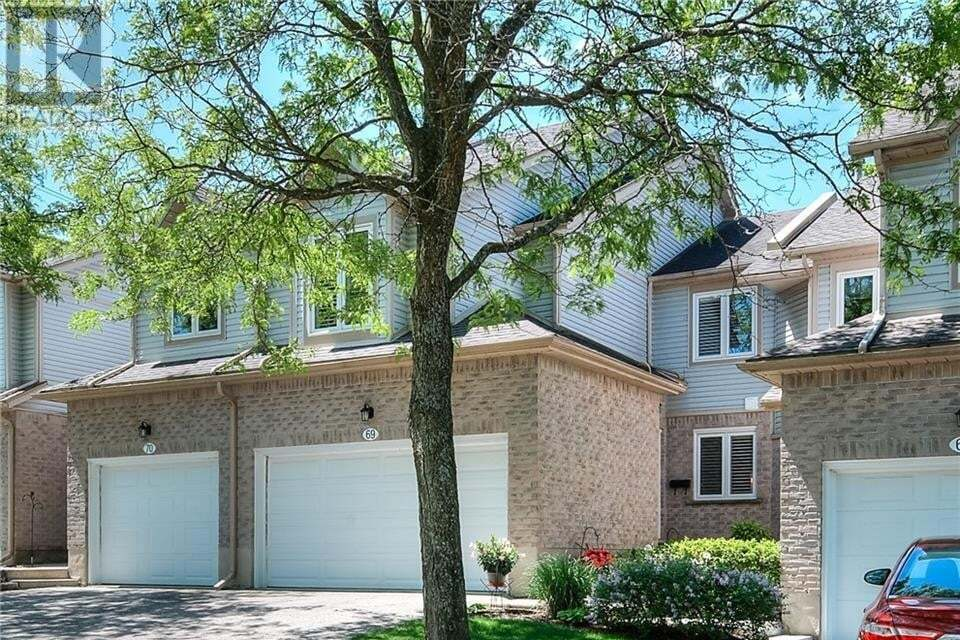 House for sale at 365 Bennington Gt Waterloo Ontario - MLS: 40005700