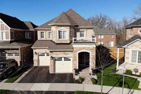 House for sale at 365 Blinco Terr Milton Ontario - MLS: W4453492