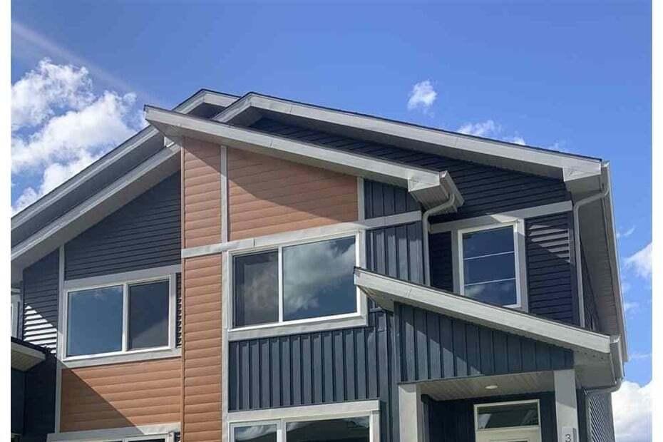 Townhouse for sale at 365 Charlesworth Dr SW Edmonton Alberta - MLS: E4201263