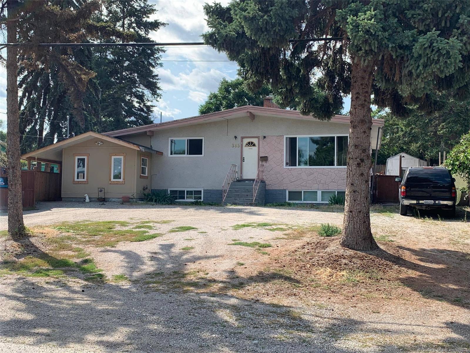 House for sale at 365 Clarissa Rd Kelowna British Columbia - MLS: 10189624