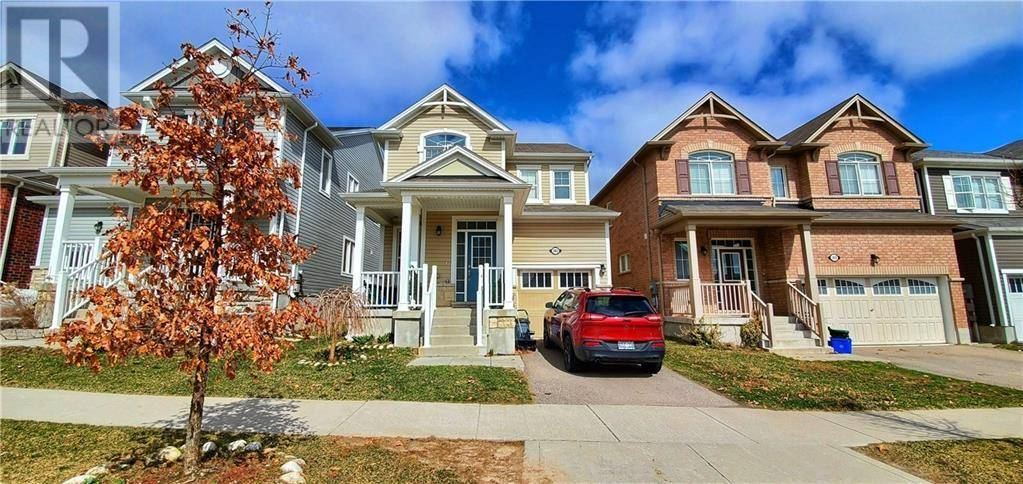 House for rent at 365 Falling Green Cres Kitchener Ontario - MLS: 30801642