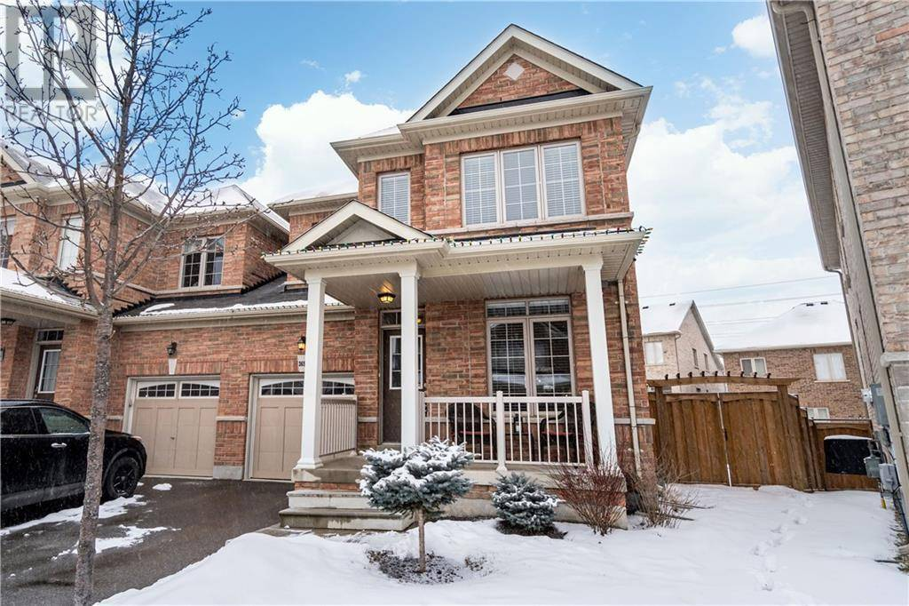 House for sale at 365 Hincks Dr Milton Ontario - MLS: 30790402