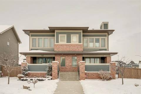 Townhouse for sale at 365 Mahogany Blvd Southeast Calgary Alberta - MLS: C4279120