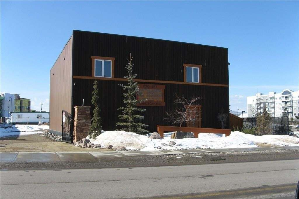 Commercial property for sale at 365 Railway St W Downtown, Cochrane Alberta - MLS: C4217604