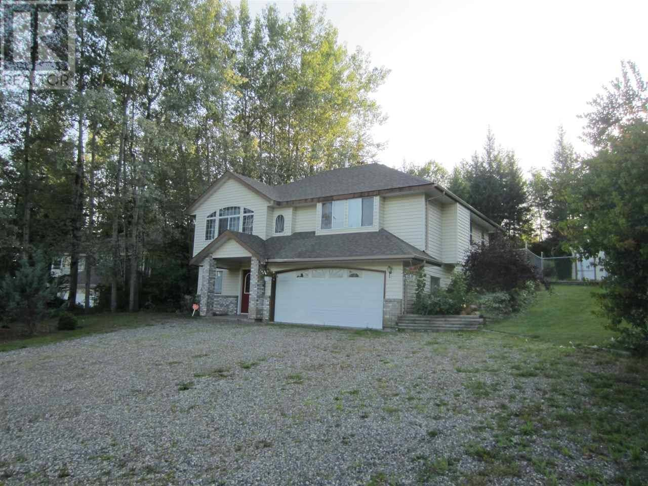 House for sale at 365 Sanderson Rd Quesnel British Columbia - MLS: R2395266