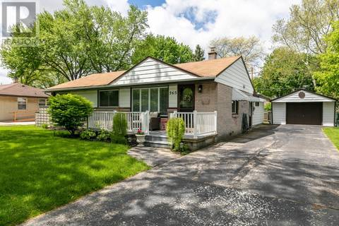 House for sale at 365 St. Mark's  St. Clair Beach Ontario - MLS: 19018742