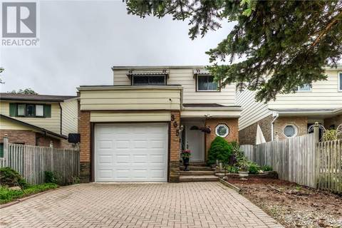House for sale at 365 Westwood Dr Kitchener Ontario - MLS: 30740066