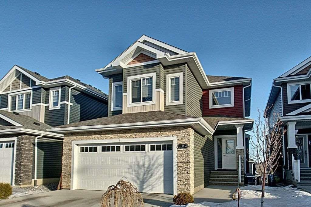 House for sale at 3650 Hummingbird Wy NW Edmonton Alberta - MLS: E4225408