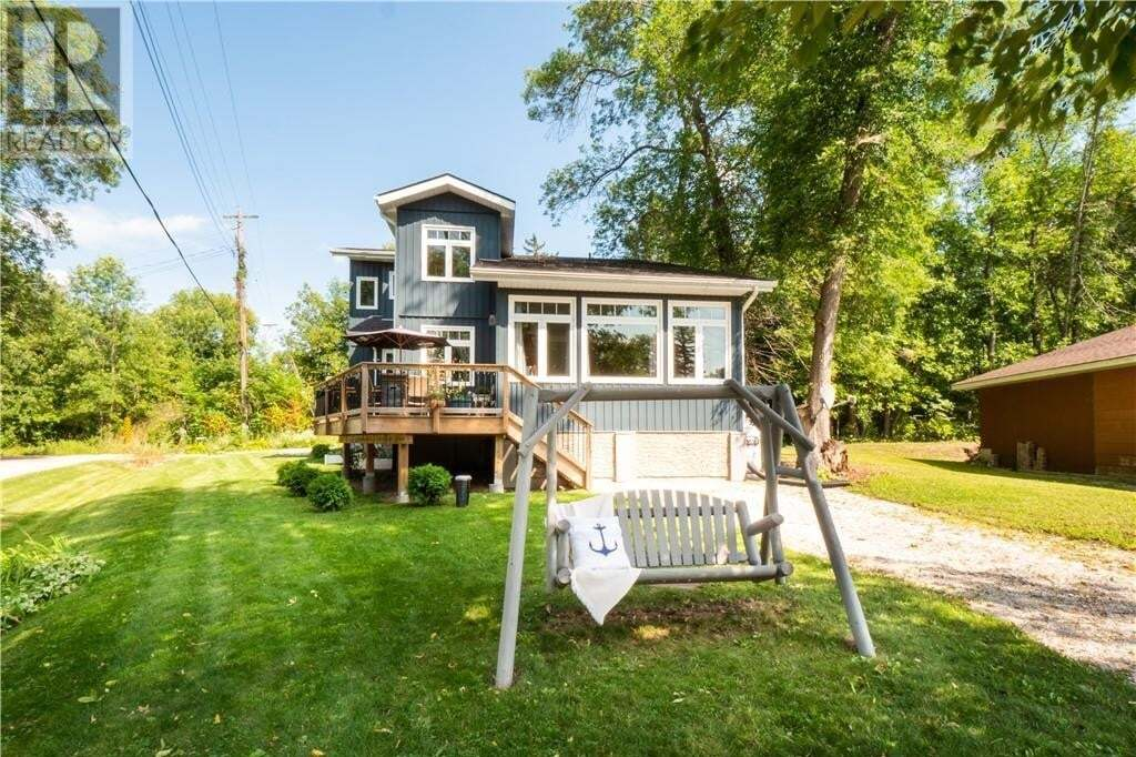 House for sale at 3657 Portage Bay Rd Washago Ontario - MLS: 40022541