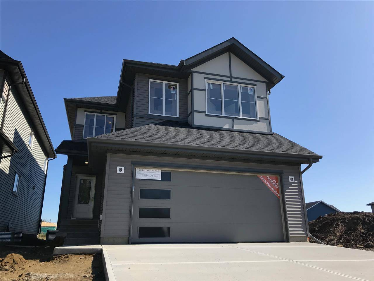House for sale at 366 Edgemont Rd Nw Edmonton Alberta - MLS: E4173611