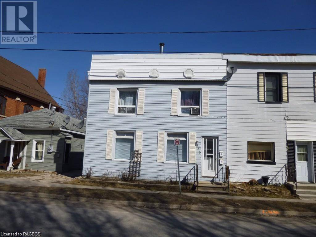 Townhouse for sale at 366 Frank St South Bruce Peninsula Ontario - MLS: 246394