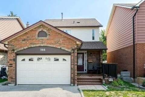House for sale at 366 Hansen Rd Brampton Ontario - MLS: W4926768