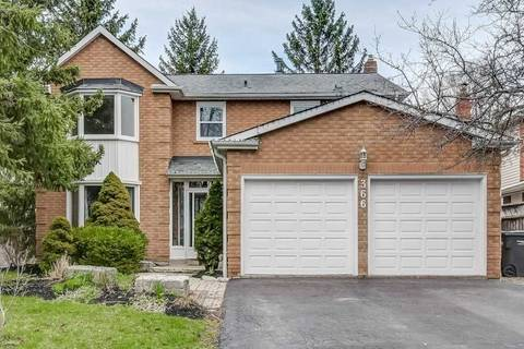 House for sale at 366 Hersey Cres Caledon Ontario - MLS: W4526757