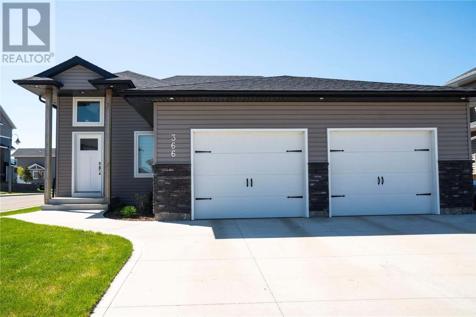 House for sale at 366 Pringle Ct Saskatoon Saskatchewan - MLS: SK809580