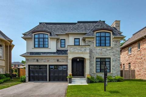 House for sale at 366 Tudor Ave Oakville Ontario - MLS: W4512075