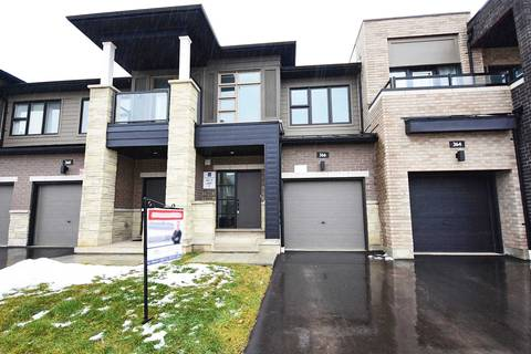 Townhouse for sale at 366 Wheat Boom Dr Oakville Ontario - MLS: W4650758