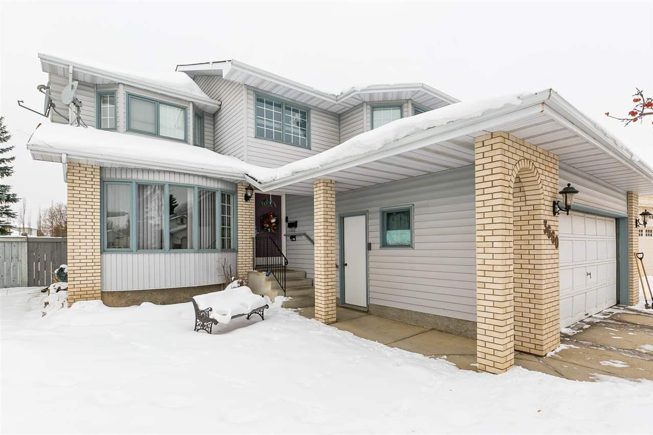 House for sale at 3660 33 St NW Edmonton Alberta - MLS: E4218065