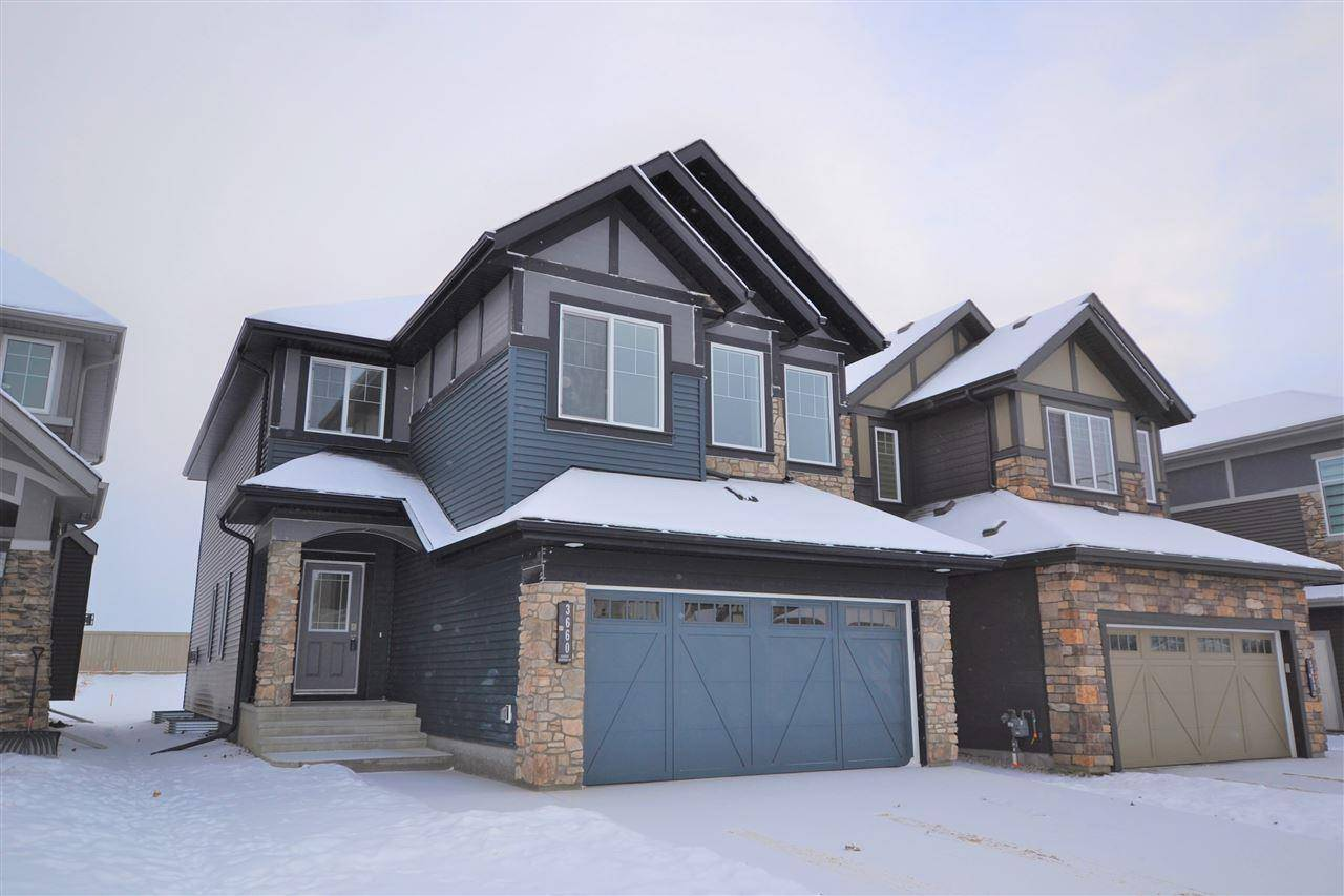 House for sale at 3660 Keswick Blvd Sw Edmonton Alberta - MLS: E4187815